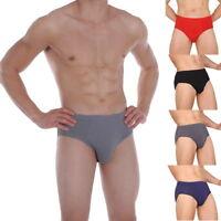 PLUS SIZE Mens Underwear Boys Boxer Brief Shorts Bulge Pouch Underpants GIFT