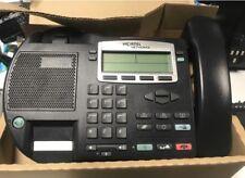 Nortel i2002 IP Phone in Black/Silver Bezel - NTDU91
