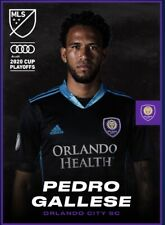 [DIGITAL CARD] Topps Kick - Pedro Gallese - MLS 2020 Playoffs - Team Color