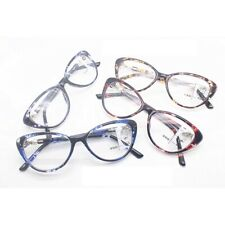 Progressive Multifocal Cat Eye Reading Glasses Sexy Womens Fashion 1.0~3.5 KFA74