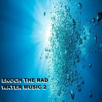 ENOCH THE RAD Water Music 2 Q4 QUADRAPHONIC Blended QUAD Reel Tape
