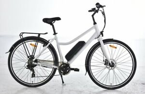 Electric Bicycle E-bike 27 Inch Mountain Lithium Battery Electronic Bike