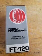 NORMAN Enterprises FT-120 flashtube for LH2 LH4 Armatar New old stock