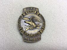 nra life member badge