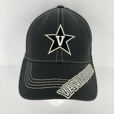 New listing Vanderbilt Commodores Men's L/XL Stretch One Fit Hat Cap Top Of The World Gray