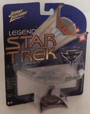 Johnny Lightning Legends of Star Trek Romulan Bird of Prey Gray Series One