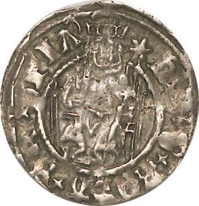 1526-44  Henry VIII Penny
