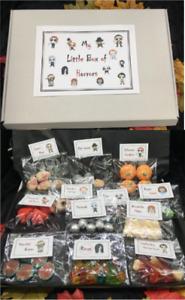 Horror Slasher Films Inspired Treat Box Gift full of Novelty Sweets & Chocolate