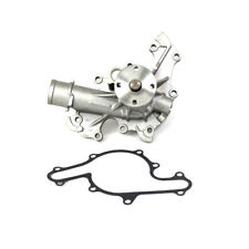 Engine Water Pump-VIN: 4, OHV, Natural, 12 Valves DNJ WP4117
