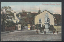 Staffordshire Postcard - Entrance To Dudley Castle   T485