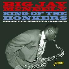 BIG JAY MCNEELY - KING OF THE HONKERS   CD NEU