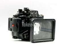 Underwater Waterproof Housing Case for Panasonic LUMIX DMC-LX100 24-75mm Lens