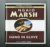 Hand In Glove: by Ngaio Marsh - Audiobook - 6CDs