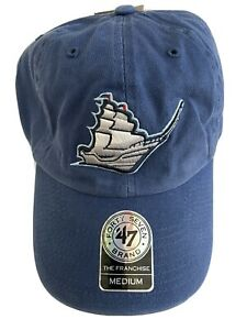 "NWT MiLB Columbus Clippers Medium '47 Franchise ""Perfect Fit"" Blue Hat Cap"