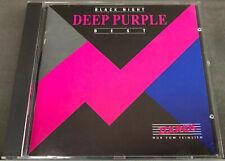 ZOUNDS - Deep Purple - BLACK NIGHT...BEST - CD - 1990