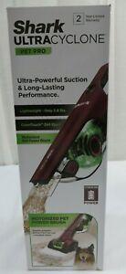 Shark ULTRACYCLONE Pet Pro Handheld Vacuum CH950 Maroon Red