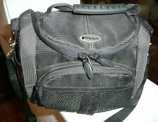BRAND  NEW  SLR  CAMERA  CASE  WITH  STRAPS.