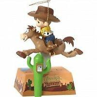 Disney Precious Moments 172060 Toy Story Rocking Music Box New & Boxed