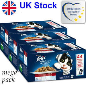 132 x 100g Felix As Good As It Looks  Innovative Recipes Quality Controlled