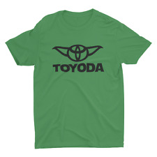 Toyoda Star Wars Funny t shirt USA Print Adult Meme Gift Cotton Graphic Unisex
