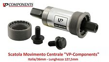0520 Scatola Movimento Centrale VP 127,5mm-ITA per Bici 20-24-26 MTB Mountain Bi