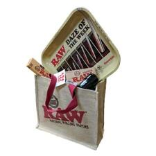 SMO KING x RAW Burlap Bag Daze Of the Week Gift Set - Includes Accessories