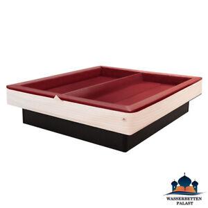 Premium Comfort Thermotrenner für innen gerade Wasserbetten