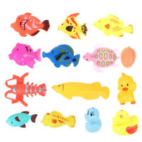 Magnetic Fishing Interactive Toys Game Fish Models Baby Bath Toys Outdoor Toy ZB