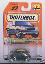Matchbox MBX Metal 2000 #42 VW Concept 1