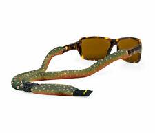 Croakies Suiters - Brook Trout Sunglass/Eyeglass Retainers (Medium)