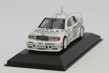 1:43 Mercedes Benz 190 E 2.5-16 Evo 2 | Manthey Richter | Minichamps Modellauto