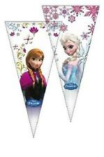 FROZEN Anna & Elsa Party Cello Cone Bags - 10 Pack - Matching Items in My Shop