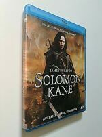 SOLOMON KANE BLURAY