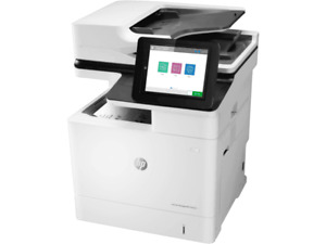 HP LaserJet Managed MFP E62555dn Print 2-sided,Copy, Scan and Fast Touchscreen