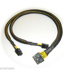 Corsaire 12pin to 2x 6pin PCI-E connectors.Modular Cable for AX650, AX750, AX850