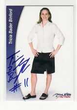 Tricia Bader Binford Cleveland Rockers Autographed Card