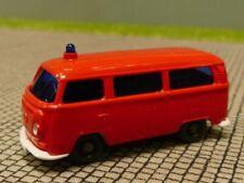 1/87 Wiking VW T2 Feuerwehr hellrot 603 2A