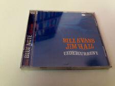 """BILL EVANS JIM HALL """"UNDERCURRENT"""" CD 10 TRACKS PRECINTADO SEALED"""