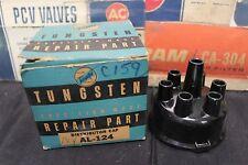 Vintage NOS (K11) Tungsten Distributor Cap AL-124 / C159 1954 55 56 60 61 Willys
