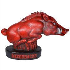 Arkansas razorbacks Stone Mascot statue figurine