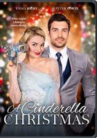 A Cinderella Christmas (DVD,2017)