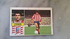 EDICIONES ESTE 1982 1983 LANDABURU ATCO MADRID FICHAJE VERSIÓN 82 83