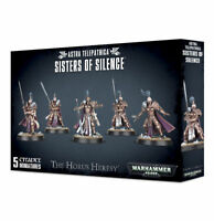 Astra Telepathica Sisters of Silence - Warhammer 40k - Brand New! 01-08