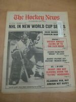 The Hockey News newspaper 1976 Glenn Resch Gerry Cheevers Dave Schultz MORE..