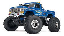 TXX 36034-1 TRAXXAS Automodello Elettrico  BIGFOOT 2WD 1/10 MONSTER TRUCK/