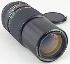 Fujica X 200 mm 4.5 dm === como nuevo ===