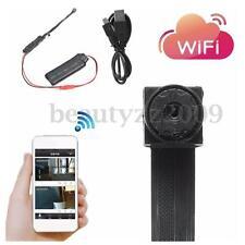 Mini Wifi Module Cam CCTV IP Wireless hidden SPY Camera For Smart Phone PC