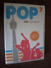 POP 7 DVD Die Musikszene der Region Stuttgart u.a. mit Freundeskreis  NEU OVP