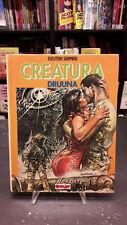 """Druuna """"Creatura"""" Serpieri edizione 1990 Comic Art cartonato buono"""