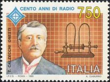 Italy 1993 T Calzecchi Onesti/Radio/People/Communications/Telecomms 1v (n46133)
